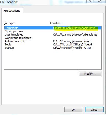 word file locs 3