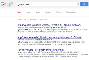 what-is-igfxsrvc