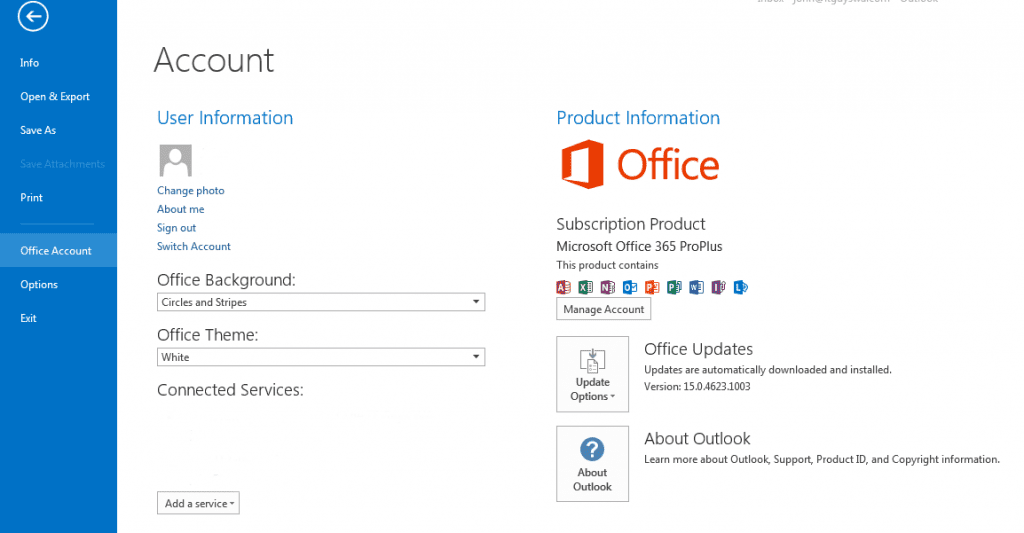 office365 account login