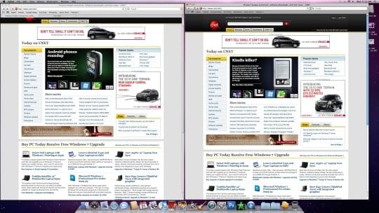 publishing with 2 monitors
