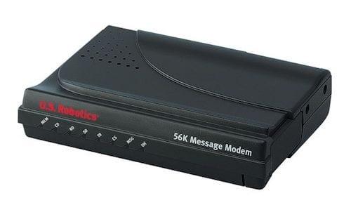 old-modem