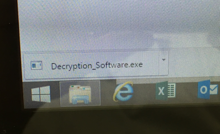 How to recover files after cryptolocker
