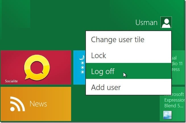 log-off-windows-8