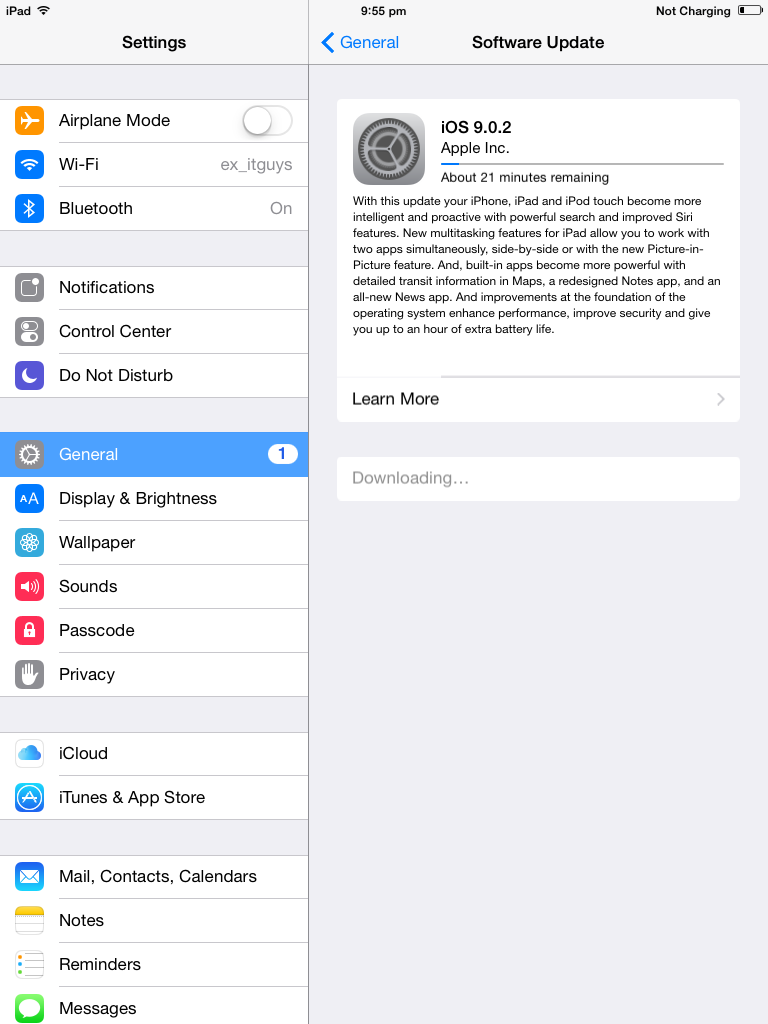 how to stop iphone from automatically updating software