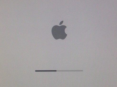 mac not starting up