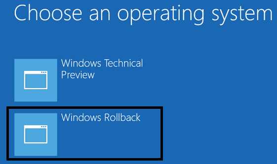 Windows-10-Rollback