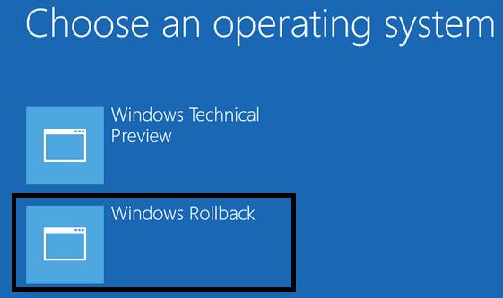 Windows-10-Rollback