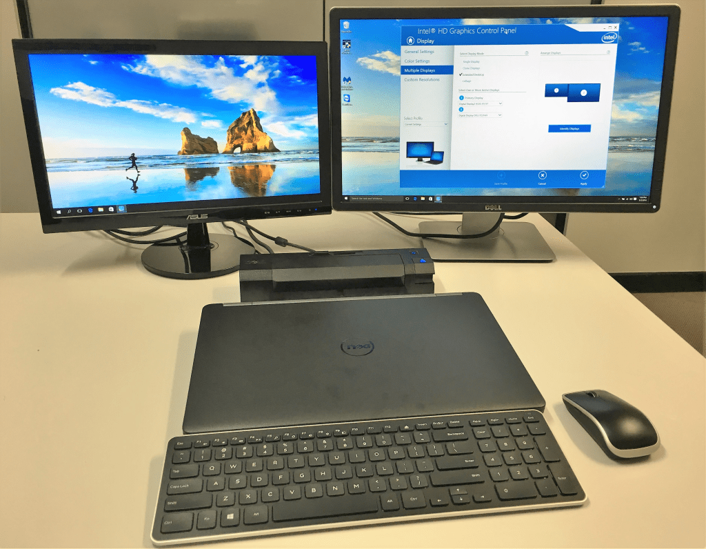 Do You Want The Flexibility Of A Notebook Or Laptop And The Comfort Of A Home  Office? You Can Have The Best Of Both Worldu0027s, Let The IT Guys And Dell  Supply ...