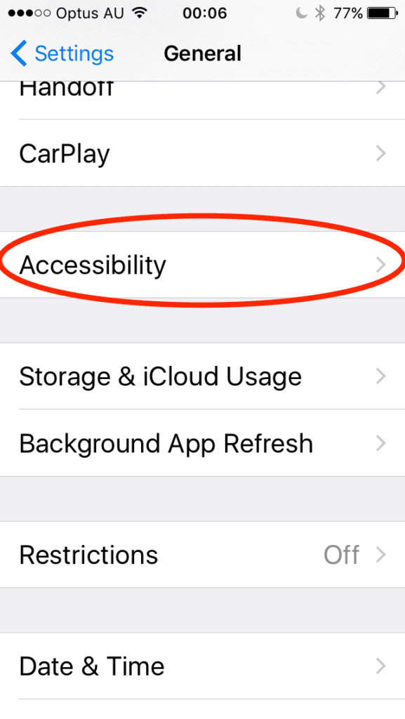 settings-accessibility