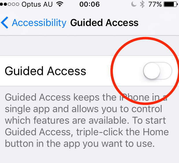 guided-access-on