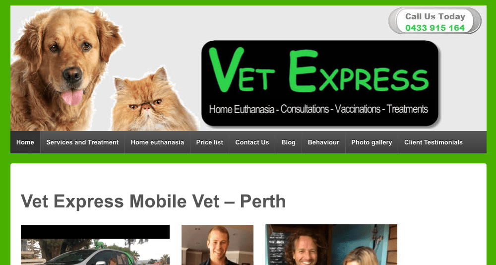 Vetexpress Mobile Vet