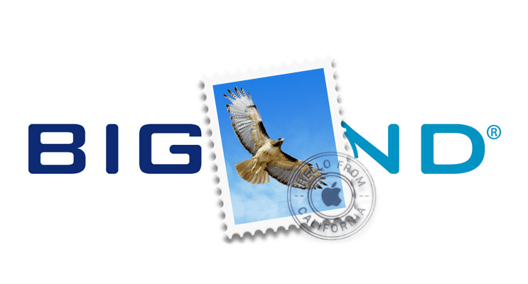 Bigpond mail problems