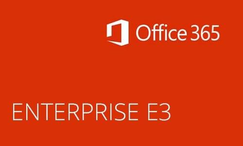 office 365 e3