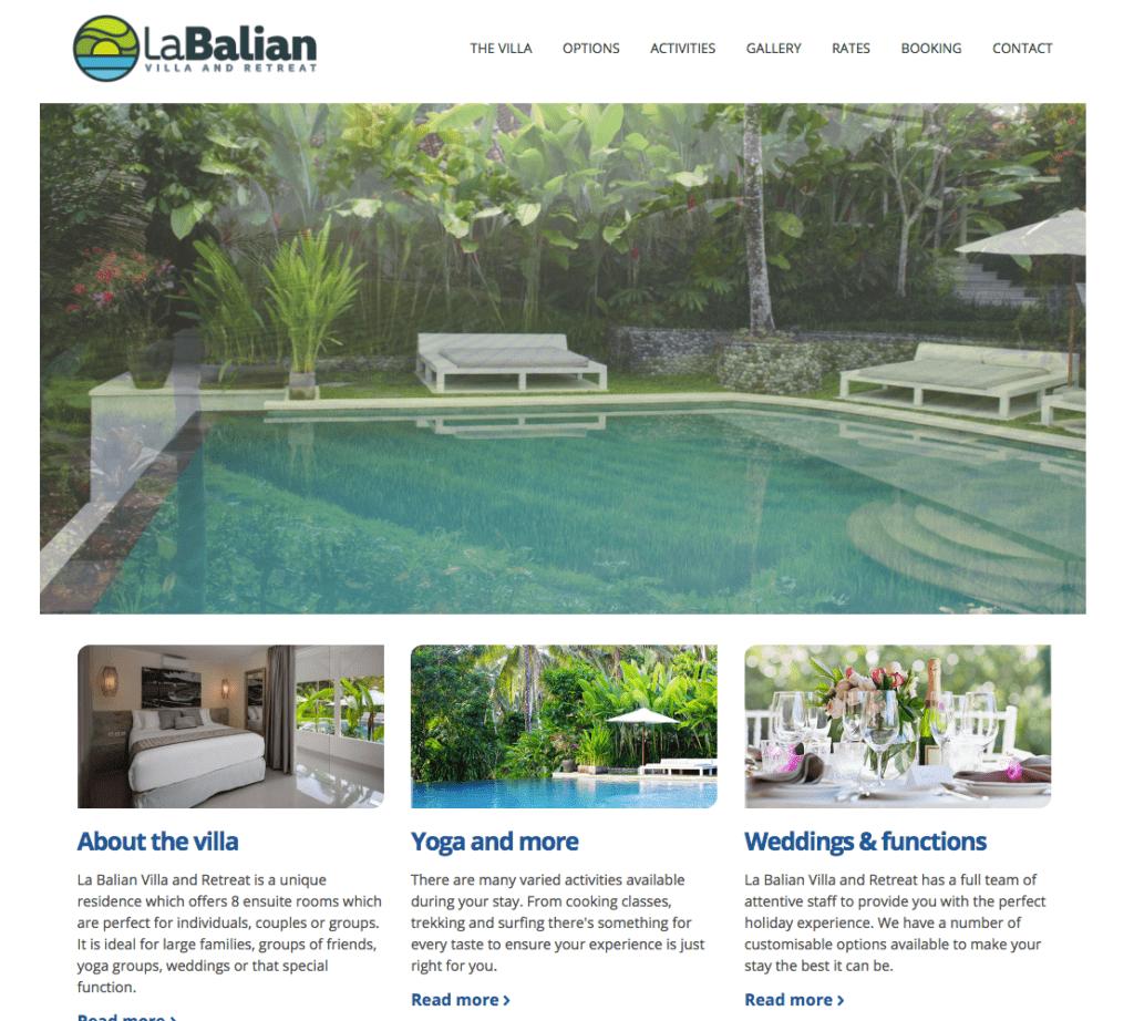 La Balian Villa