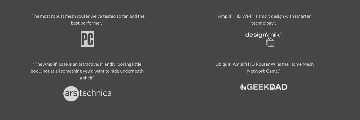 Amplifi Reviews