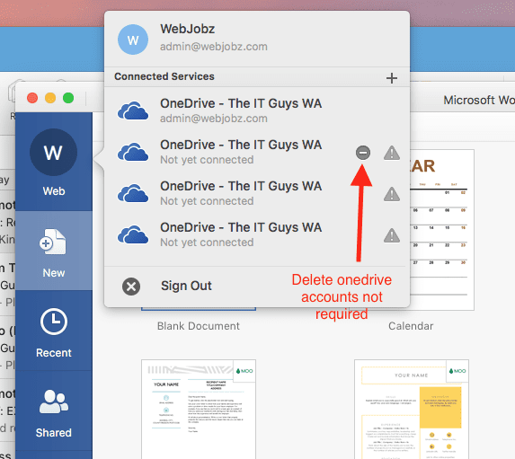 Problems With Office And Outlook For Mac 2016