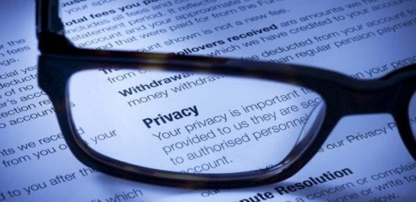 Australian privacy act
