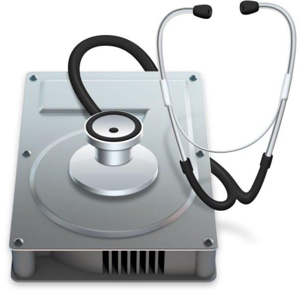 sick hard disk