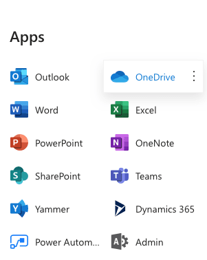 How to sync onedrive files